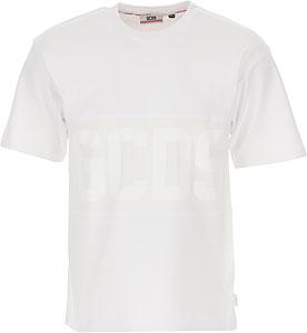 GCDS Herren T-Shirt - Fall - Winter 2021/22