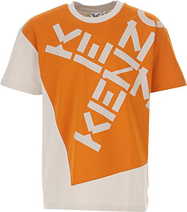 Kenzo Herren T-Shirt - Fall - Winter 2021/22