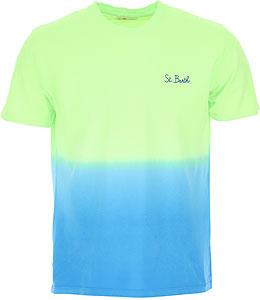Mc2 Saint Barth Herren T-Shirt - 2021 Collection