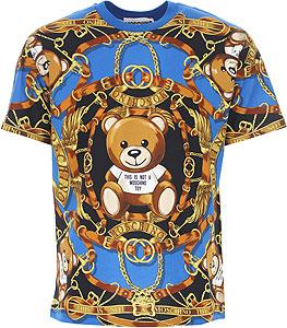 Moschino Herren T-Shirt - Fall - Winter 2021/22