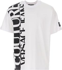 Versace Jeans Couture Herren T-Shirt - Fall - Winter 2021/22