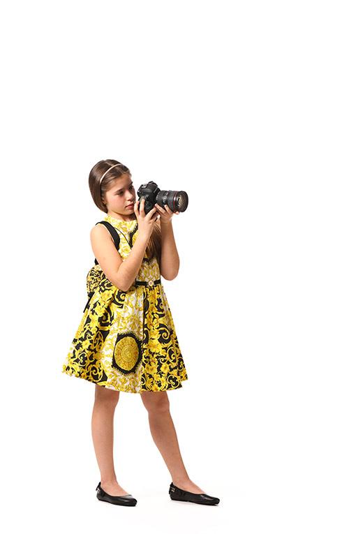 Mädchen Kleider