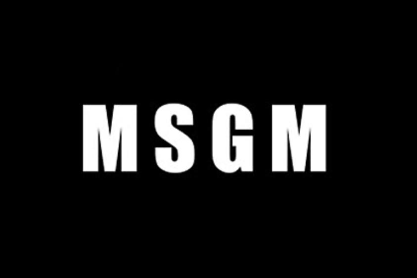 MSGM Damenbekleidung
