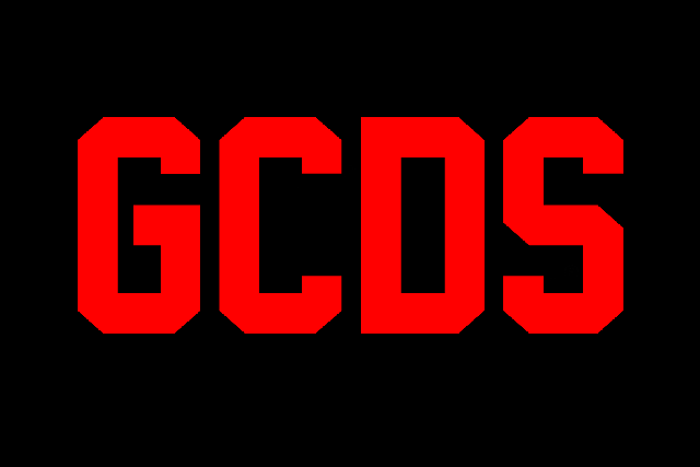 GCDS Herrenbekleidung