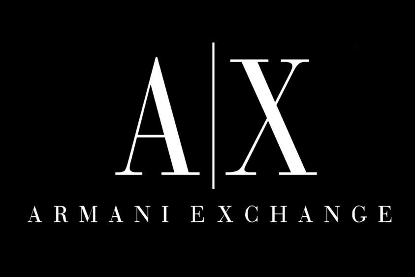 Armani Exchange Herrenbekleidung