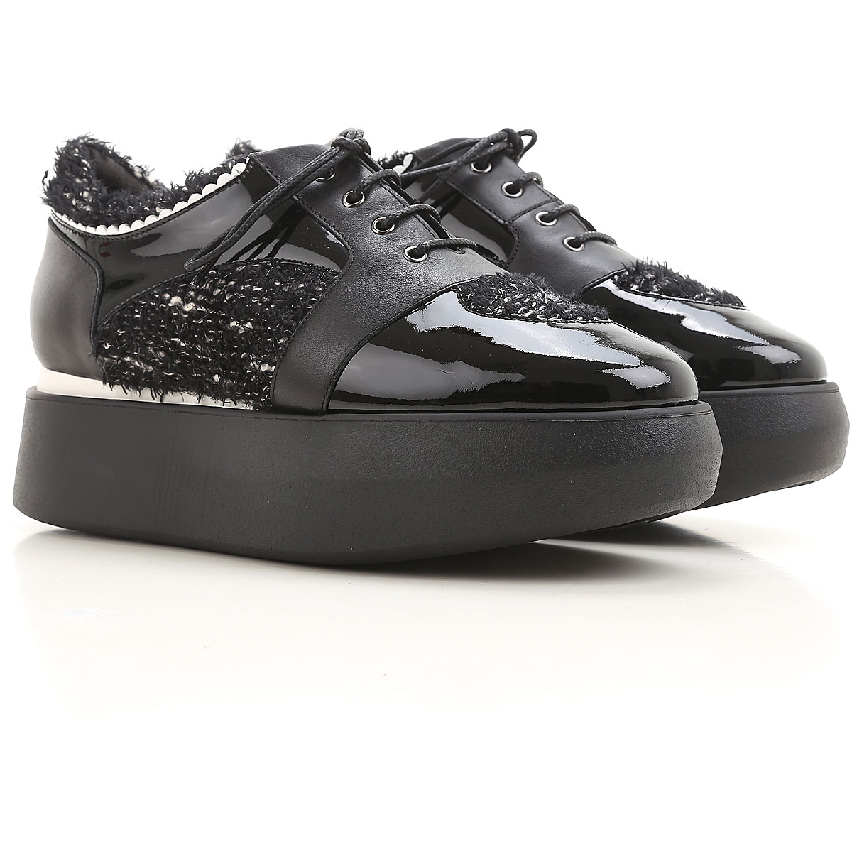 Lyst - Alberto Guardiani Sneakers Shoes Lennor Leather E