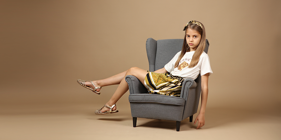 Versace Girls Clothing