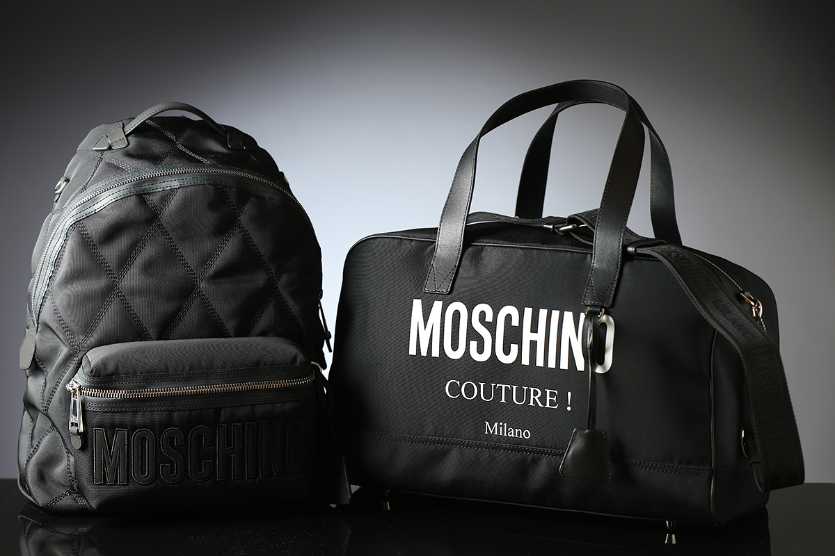 Moschino Briefcases & Mens Bags