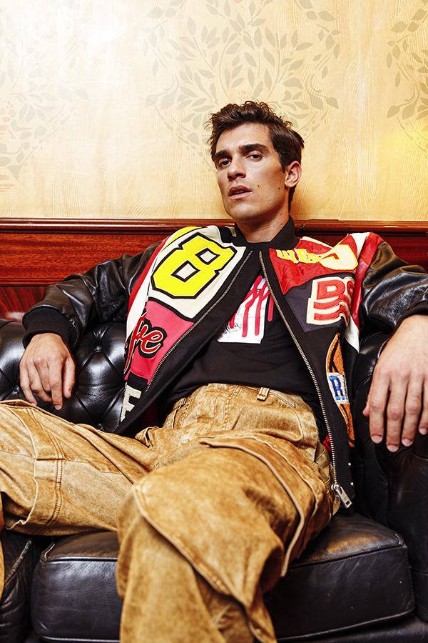 Versace Jeans Couture Mens Clothing