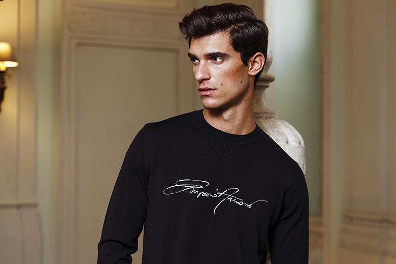 Emporio Armani Mens Clothing