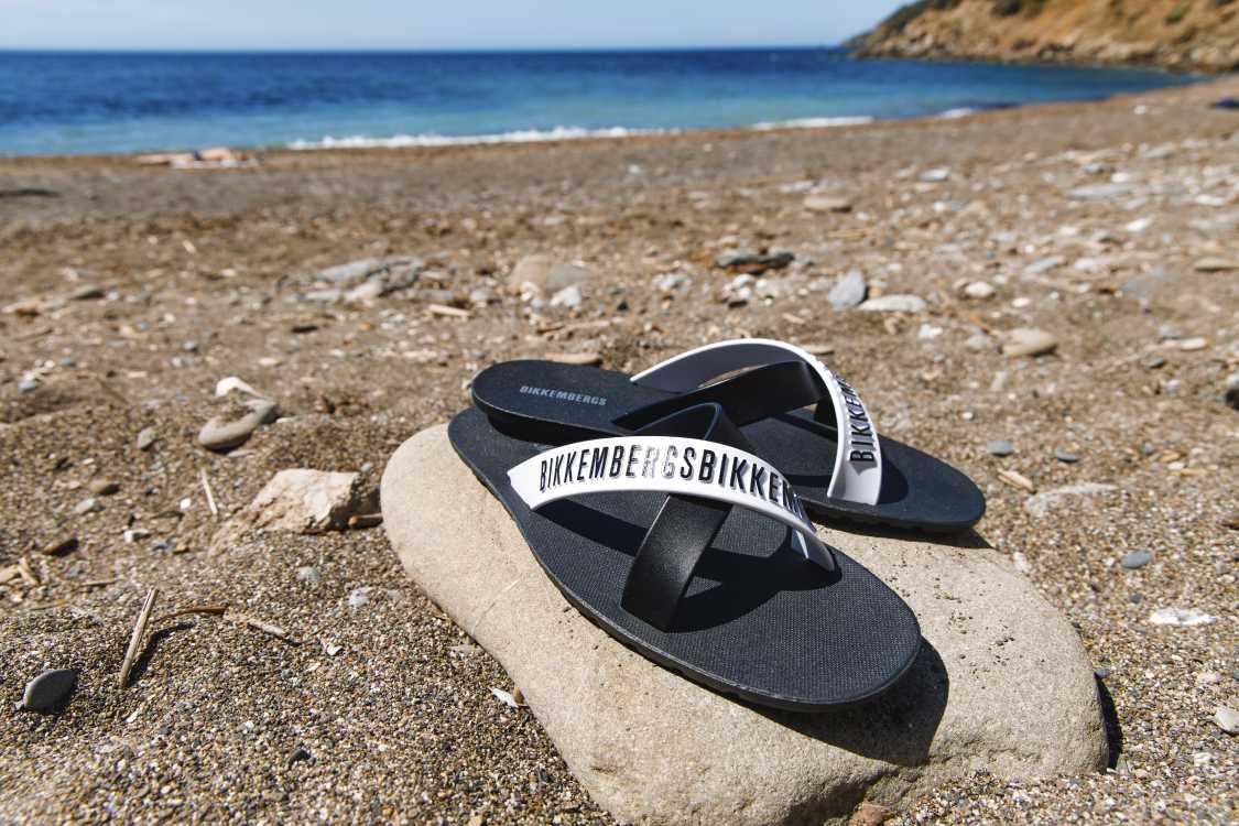 Designer Flip Flops