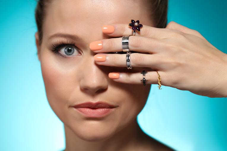 Designer Womens Rings
