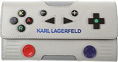Karl Lagerfeld Wallet • Keychain • Cardholder - Spring - Summer 2021