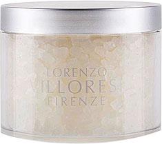 Lorenzo Villoresi  - TEINT DE NEIGE - BATH SALTS - 500 GR