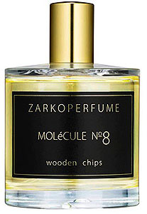 Zarkoperfume  - MOLECULE N.8 WOODEN CHIPS - EAU DE PARFUM - 100 ML
