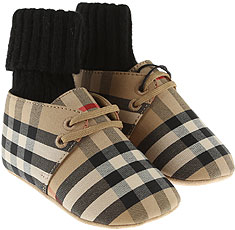 Burberry Baby Boy Shoes - Fall - Winter 2021/22