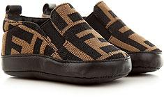 Fendi Baby Boy Shoes - Fall - Winter 2021/22