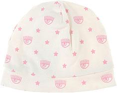 Chiara Ferragni Baby Girl Hat - Fall - Winter 2021/22