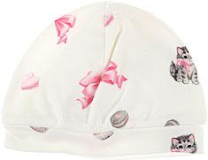 Monnalisa Baby Girl Hat - Fall - Winter 2021/22