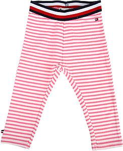 Tommy Hilfiger Baby Girl Pants - Spring - Summer 2021
