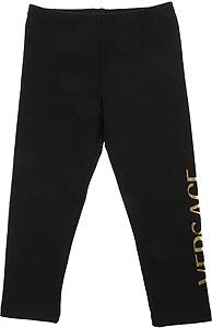 Versace Baby Girl Pants - Spring - Summer 2021