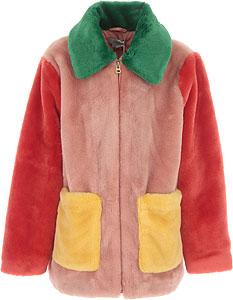 Stella McCartney Girls Coats - Fall - Winter 2021/22
