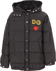 Dolce & Gabbana Girls Down Jacket