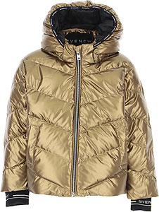 Givenchy Girls Down Jacket