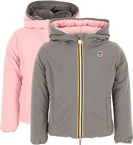 K-Way Girls Down Jacket