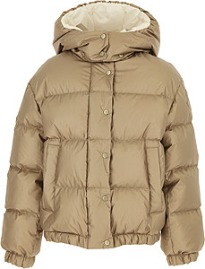 Moncler Girls Down Jacket