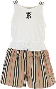 Burberry Girls Dress - Spring - Summer 2021