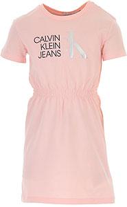Calvin Klein Girls Dress - Spring - Summer 2021