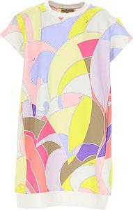 Emilio Pucci Girls Dress - Spring - Summer 2021