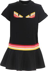 Fendi Girls Dress - Spring - Summer 2021