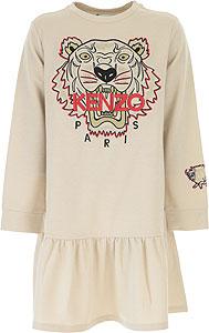 Kenzo Girls Dress - Spring - Summer 2021