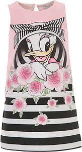 Monnalisa Girls Dress - Spring - Summer 2021