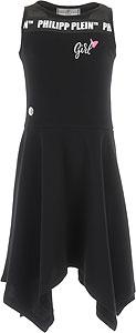 Philipp Plein Girls Dress - Spring - Summer 2021