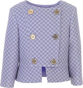 Alberta Ferretti Girls Jacket - Spring - Summer 2021