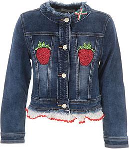 Monnalisa Girls Jacket - Spring - Summer 2021