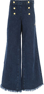 Alberta Ferretti Girls Jeans - Spring - Summer 2021