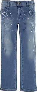 Blumarine Girls Jeans
