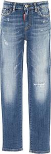 Dsquared2 Girls Jeans - Spring - Summer 2021