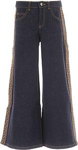 Fendi Girls Jeans