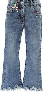 Monnalisa Girls Jeans - Spring - Summer 2021