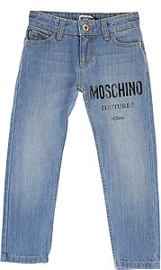 Moschino Girls Jeans
