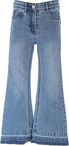 Stella McCartney Girls Jeans - Spring - Summer 2021