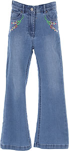 Stella McCartney Girls Jeans - Fall - Winter 2021/22
