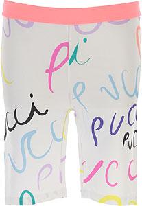 Emilio Pucci Girls Pants - Spring - Summer 2021