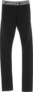 Karl Lagerfeld Girls Pants - Spring - Summer 2021
