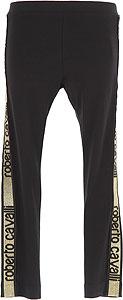 Roberto Cavalli Girls Pants